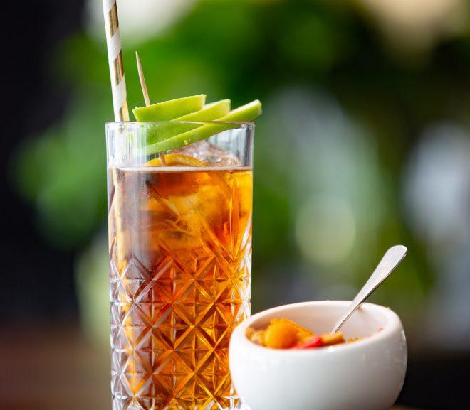 Jak przygotować mrożoną herbatę?